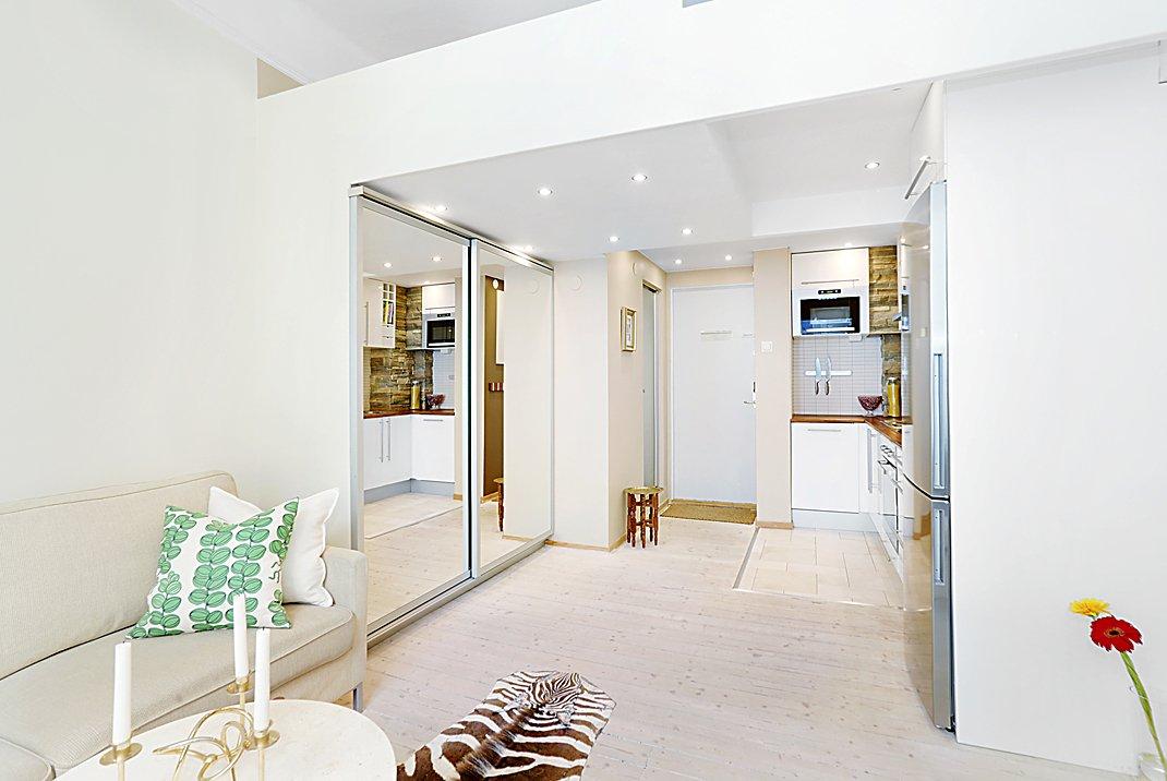 фото: вход в квартиру