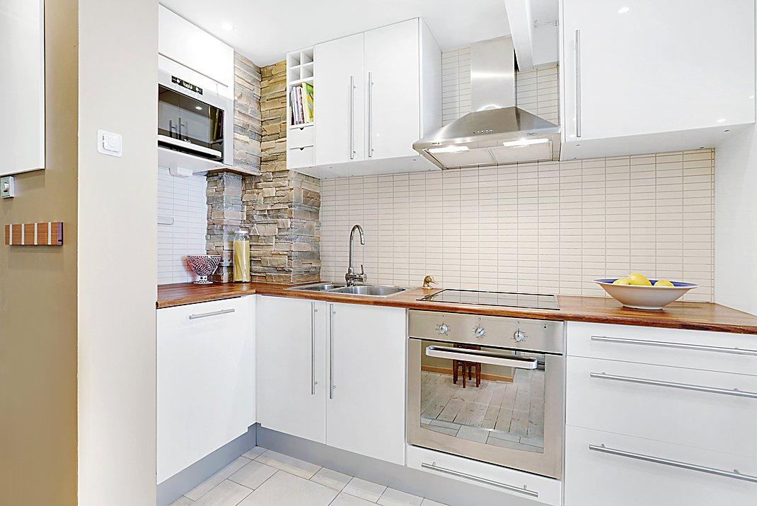 фото: кухня - общий вид