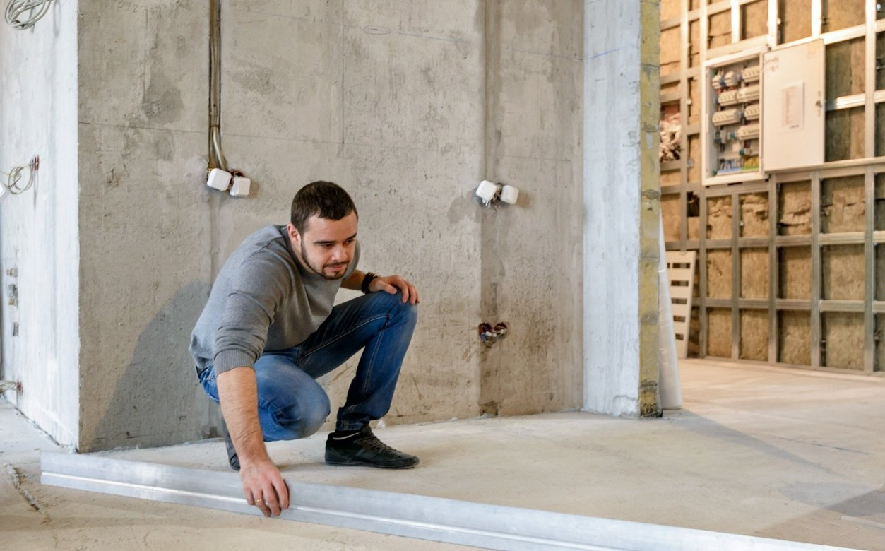 Проведение строительных и монтажных работ